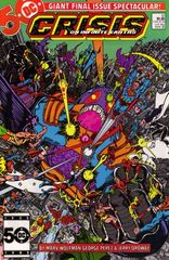 Crisis On Infinite Earths 12 Crisis On Infinite Earths Final Crisis