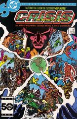 Crisis On Infinite Earths 3 Crisis On Infinite Earths Oblivion Upon Us