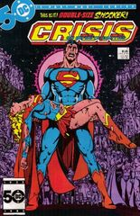 Crisis On Infinite Earths 7 Crisis On Infinite Earths Beyond The Silent Night