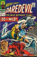 Daredevil Vol. 1 23 Dd Goes Wild!