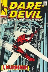Daredevil Vol. 1 44 I Murderer!