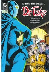 Dr. Fate Vol. 2 5 The Night Of Brahma Part 4: Midnight