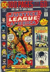 Justice League Of America Vol. 1 112 War With The One Man Justice League!
