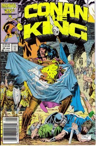 King Conan / Conan The King 38 ...Crossroads