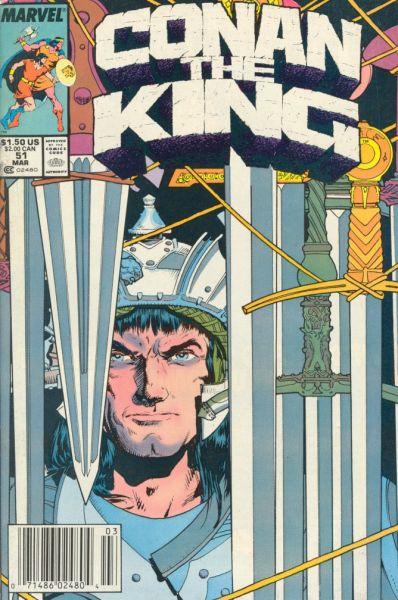 King Conan / Conan The King 51 Night Justice