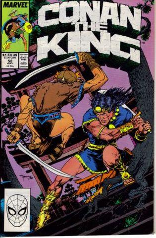 King Conan / Conan The King 52 Night Vengeance