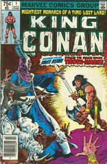 King Conan / Conan The King 1 The Witch Of The Mists