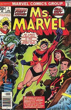 Ms. Marvel Vol. 1 1 This Woman This Warrior!