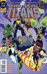 The New Titans 0 Zero Hour The Changing Order