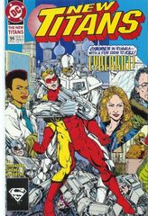 The New Titans 94 Double Jeopardy