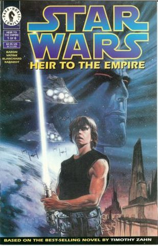 Star Wars: Heir To The Empire 1