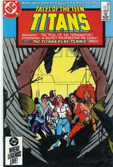 Tales Of The Teen Titans 53 Devil On The Wing