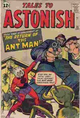 Tales To Astonish Vol. 1 35 The Return Of The Ant Man