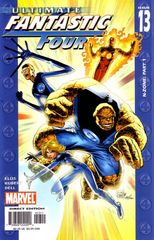 Ultimate Fantastic Four 13 A N Zone Part 1