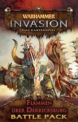 The Burning of Derricksburg - Battle Pack (Warhammer - Invasion) - The Card Game