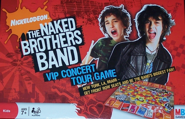 Naked brothers band fan