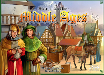 Merchants of the Middle Ages