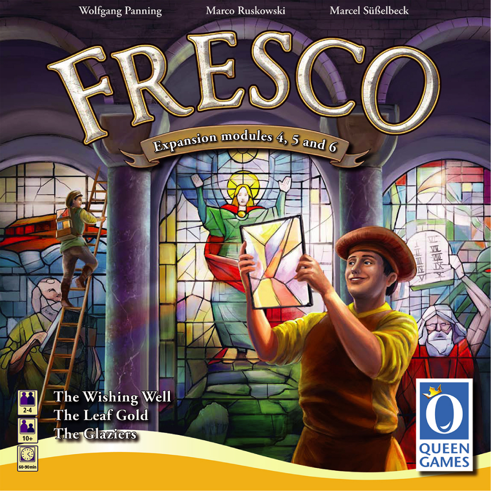 Fresco: Expansion Modules 4, 5 and 6