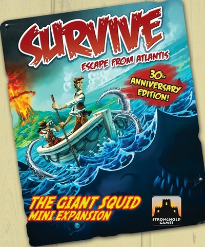 Survive: The Giant Squid Expansion