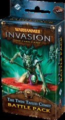 The Twin Tailed Comet - Battle Pack (Warhammer - Invasion) - The Card Game