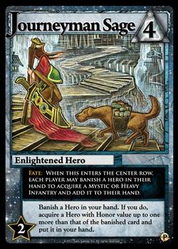 Ascension: Chronicle of the Godslayer - Journeyman Sage Promo