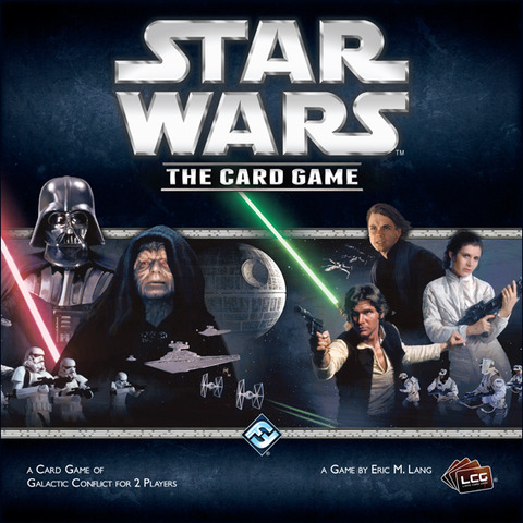 Star Wars: The Card Game (In Store Sales Only)