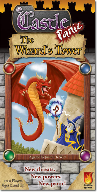 Castle Panic: The Wizards Tower