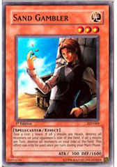 Sand Gambler - AST-069 - Common - 1st Edition