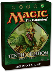 10th Edition Theme Deck - Molimos Might