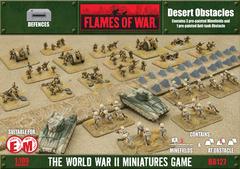 BB127: Desert Obstacles