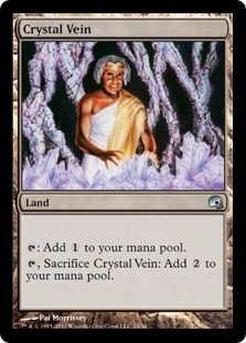 Crystal Vein - Foil