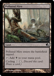 Polluted Mire - Foil