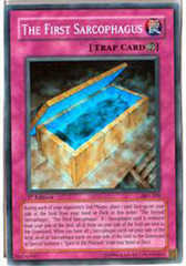 The First Sarcophagus - AST-101 - Super Rare - 1st Edition