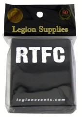 RTFC - (Legion) Standard Sleeves - 50ct