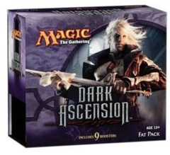 MTG Dark Ascension Fat Pack
