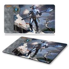 Mana v3 Blue Frost Titan Play Mat for Magic