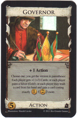 Dominion: Governor Promo Card