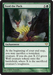 Feed the Pack - Foil