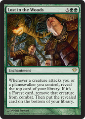 Lost in the Woods - Foil on Channel Fireball