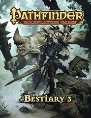 Pathfinder RPG Roleplaying Game: Bestiary 3