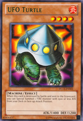 UFO Turtle - Green - DL12-EN002 - Rare - Unlimited Edition