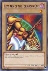 Left Arm of the Forbidden One - Purple - DL11-EN005  - Rare - Unlimited Edition