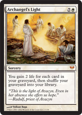 Archangels Light - Foil