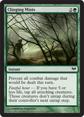 Clinging Mists - Foil