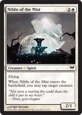 Niblis of the Mist - Foil