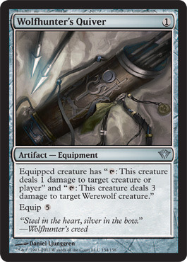 Wolfhunters Quiver - Foil
