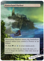Hinterland Harbor - Altered