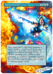 Force of Will - Altered