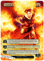 Chandra Ablaze - Altered 1
