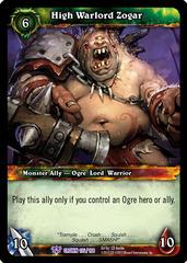 High Warlord Zogar